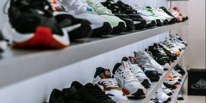 Smarte sneakers hos Shoe Chapter