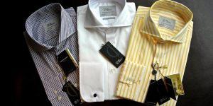 Moderne skjorter til den modebevidste mand