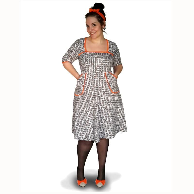 Amamiko blog kjole 3 - Hvilken nederdel skal jeg vælge?