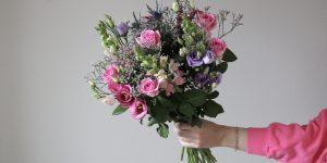 Send en allergivenlig blomsterbuket
